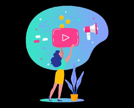 Съемка рекламных роликов